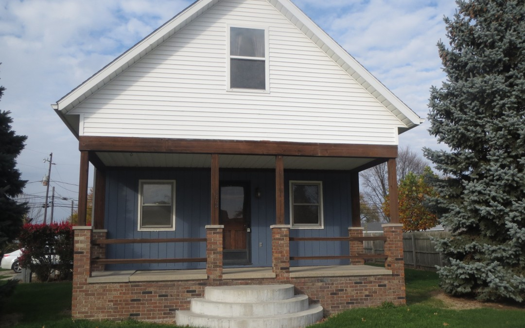 HOME FOR SALE: 114 W Washington, Lafayette