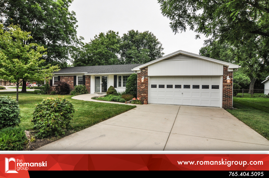 Spacious Ranch | West Lafayette School District!