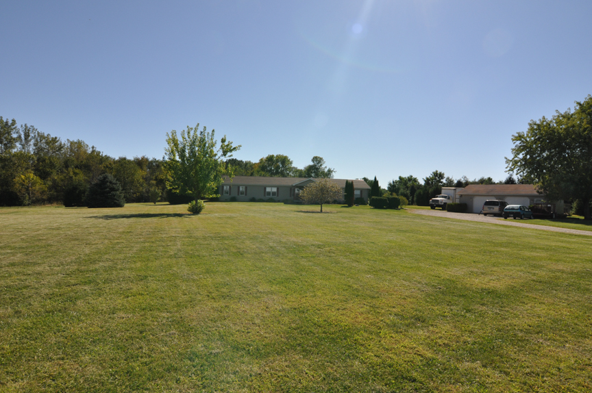 Just Listed – Country Living on Nearly 8 Acres!