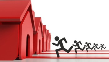 Run, don't walk to buy a home!