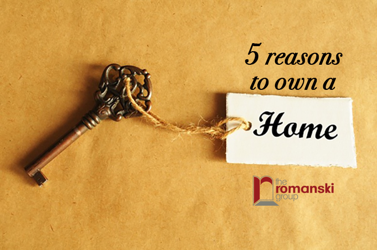 reasons to buy a home