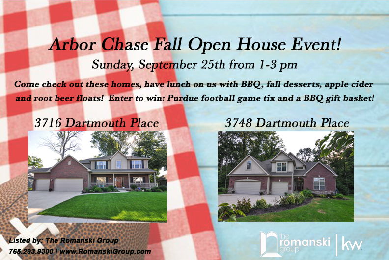 Arbor Chase Fall Open House Event