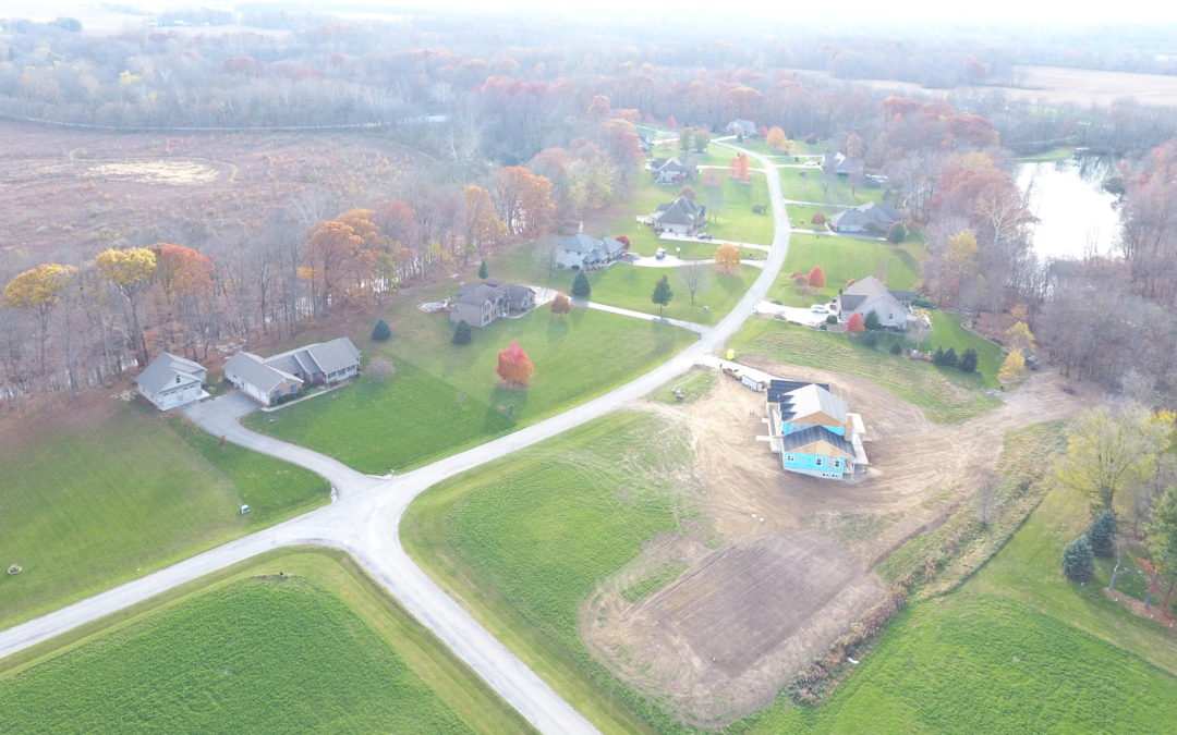 1-2+ Acre Lots Available in Bolivar Bluff, Bringhurst