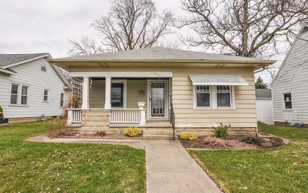 House for Sale in Lafayette, IN | 2318 Main St. | Near Purdue
