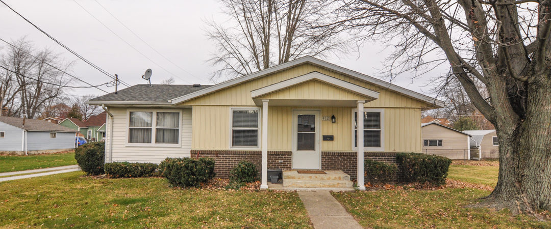 412 E. Jackson St. | Just Sold in Flora, IN