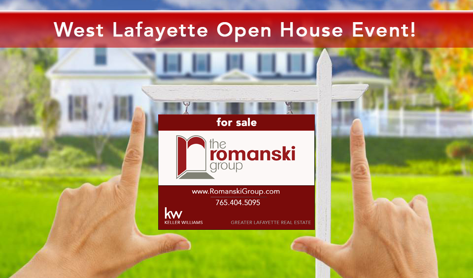 West Lafayette Open House Event!