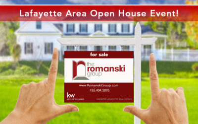 Lafayette Area Open House Event – July 2nd 2017
