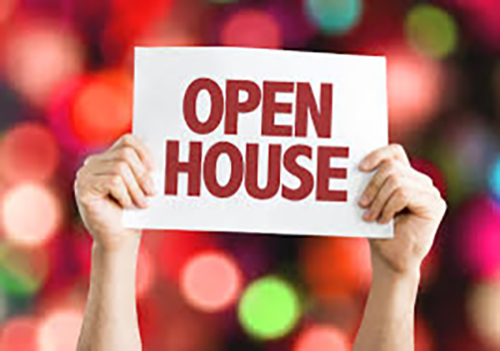 Open House Event – November 19th