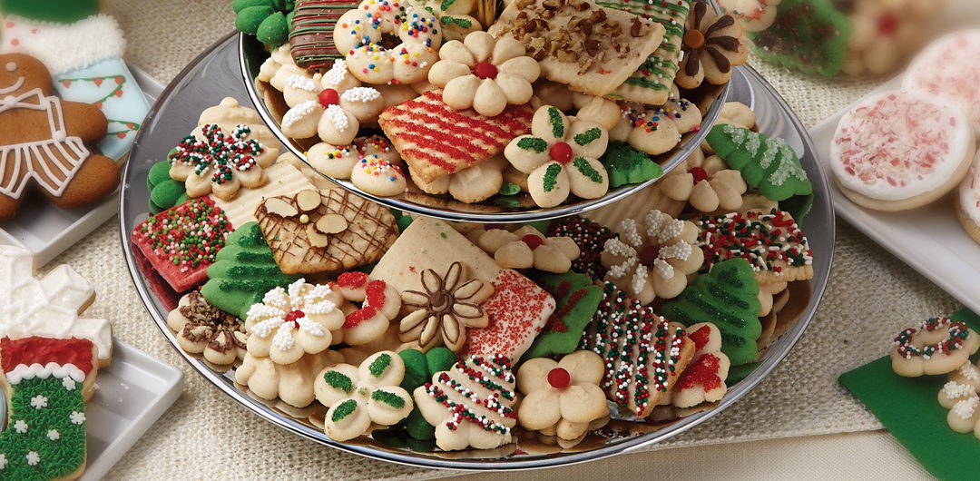 Recipes for Your Christmas Cookie Swap