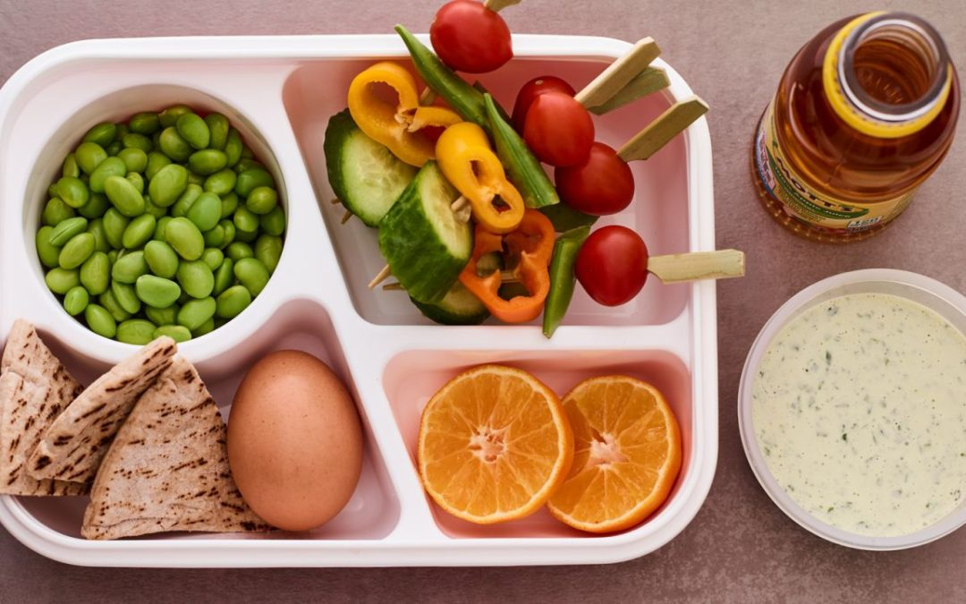 Back to School Lunch Ideas for Kids
