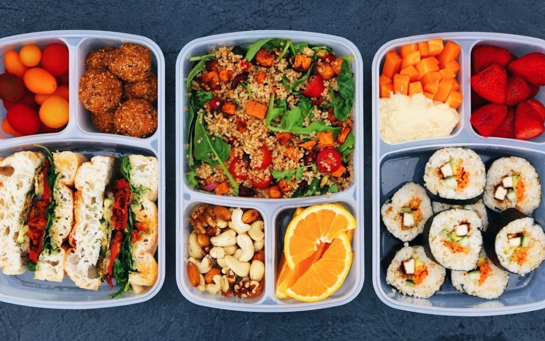 Back to School Lunch Ideas Fall 2018
