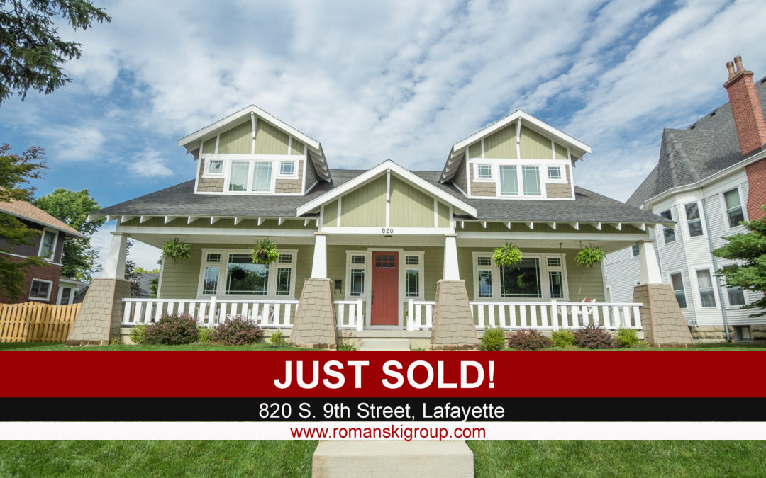 Just Sold in Highland Park!