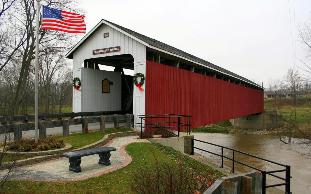 History of Indiana's Covered Bridges