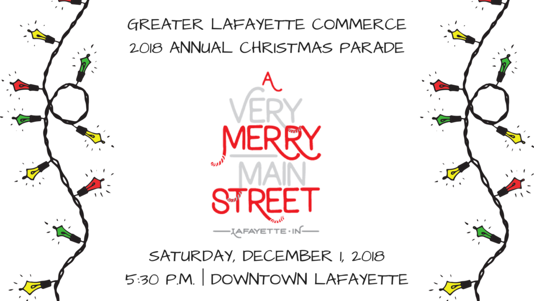 """... with the entire community, in taking their first breath of holiday seasoned air. This is our 3rd annual """"A Very Merry Main Street Christmas Parade"""", ..."""