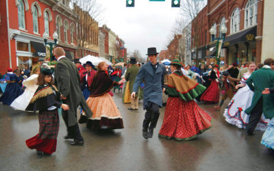 Lafayette, IN's Dickens of a Christmas 2018