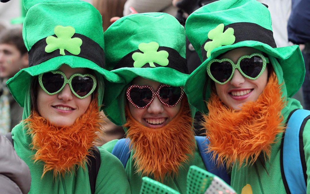 St. Patrick's Day in Greater Lafayette, IN 2019