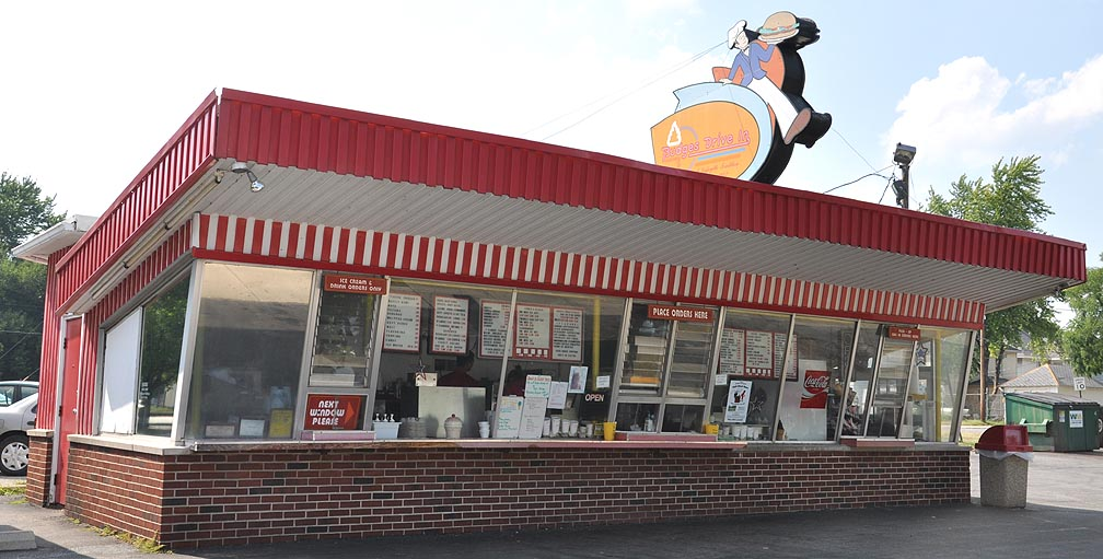 Spotlight on Budge's Drive In