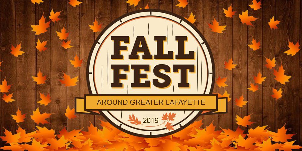 Fall Festivals in October!