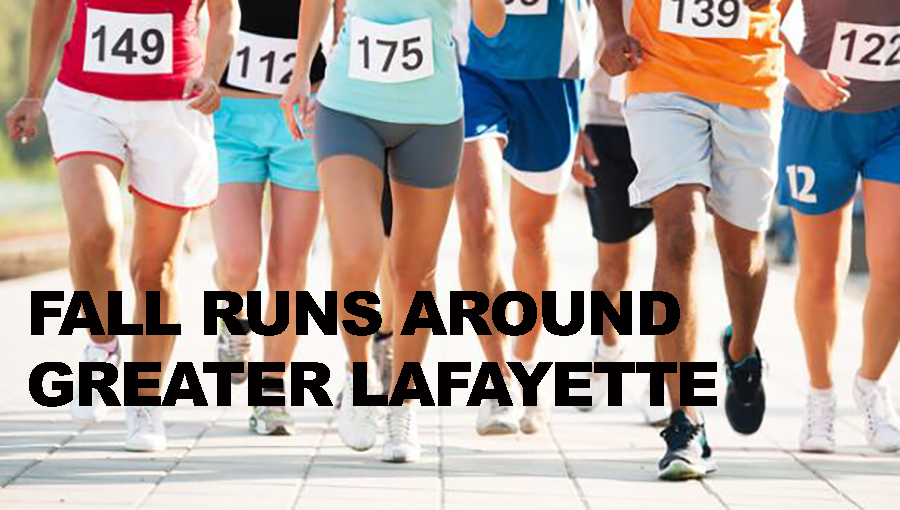 Fall Runs and 5K's in Greater Lafayette, IN