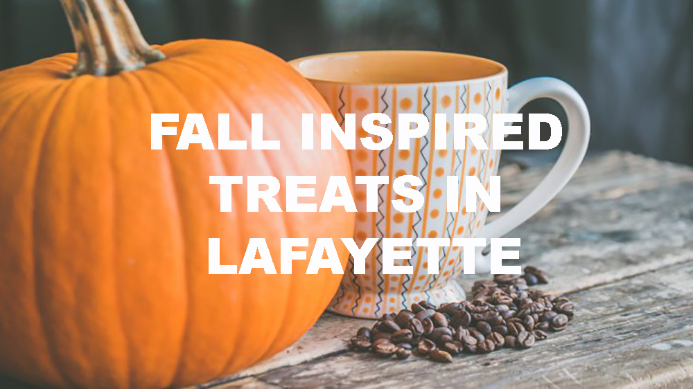 Fall Inspired Treats In Greater Lafayette