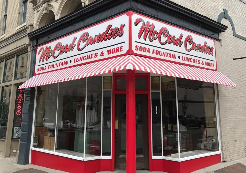 Small Business Spotlight: McCord Candies