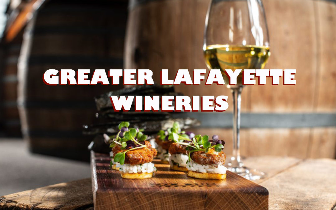 Greater Lafayette, IN Wineries
