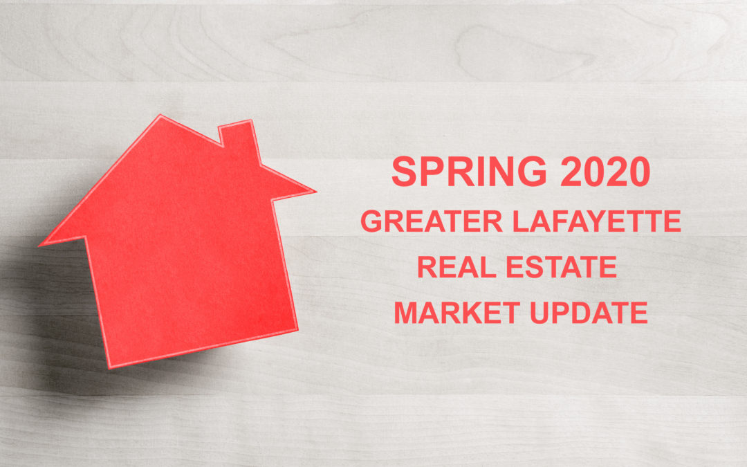 Greater Lafayette Spring Real Estate Market Update