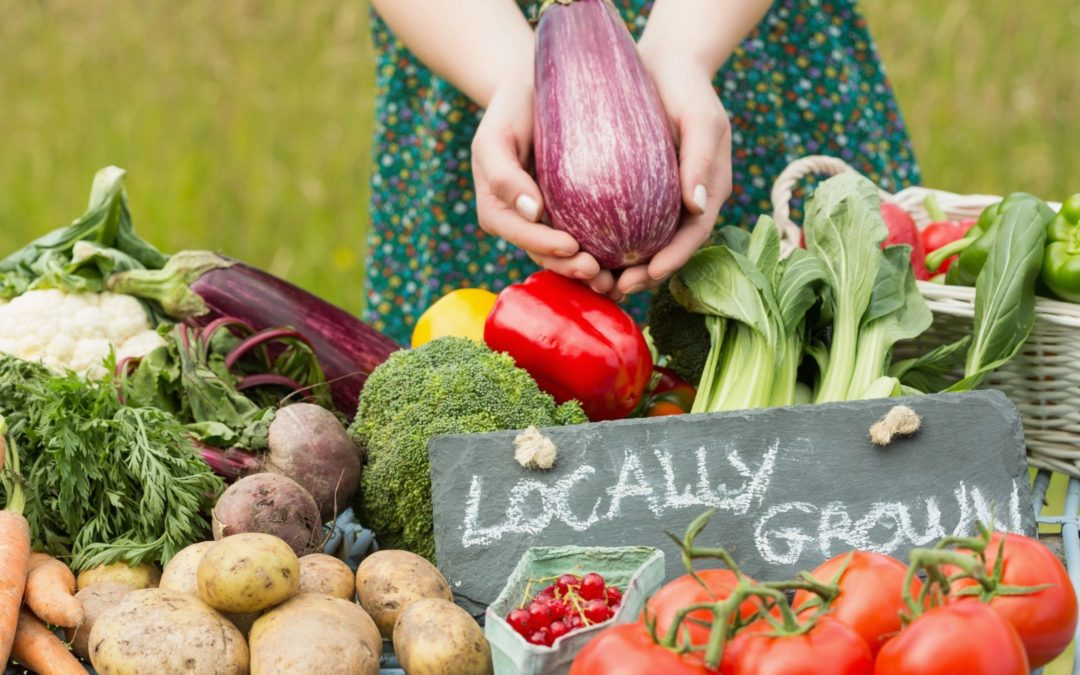 Shop Local: Lafayette Farmers Markets