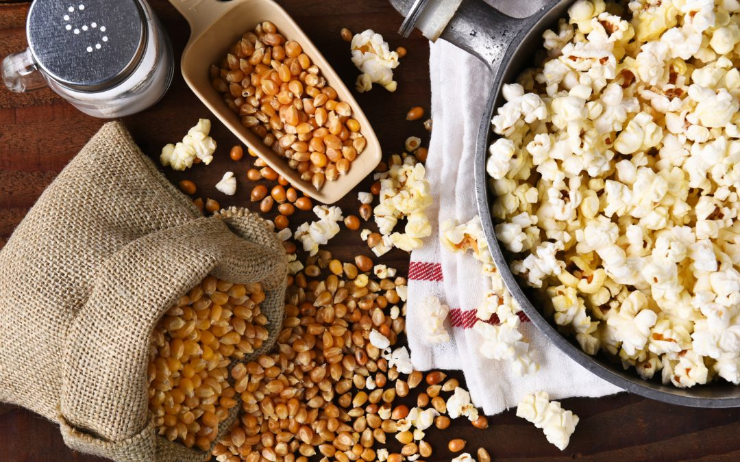 Small Business Spotlight: Kenny Kendall's Gourmet Popcorn