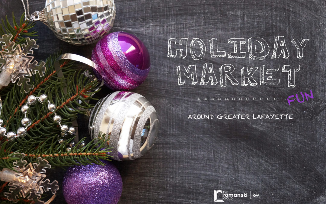 Holiday Market Fun Around Greater Lafayette