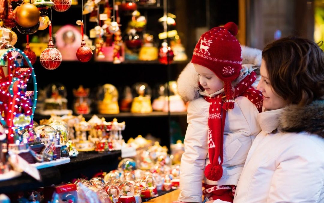 The Great Downtown Holiday Shopping Extravaganza