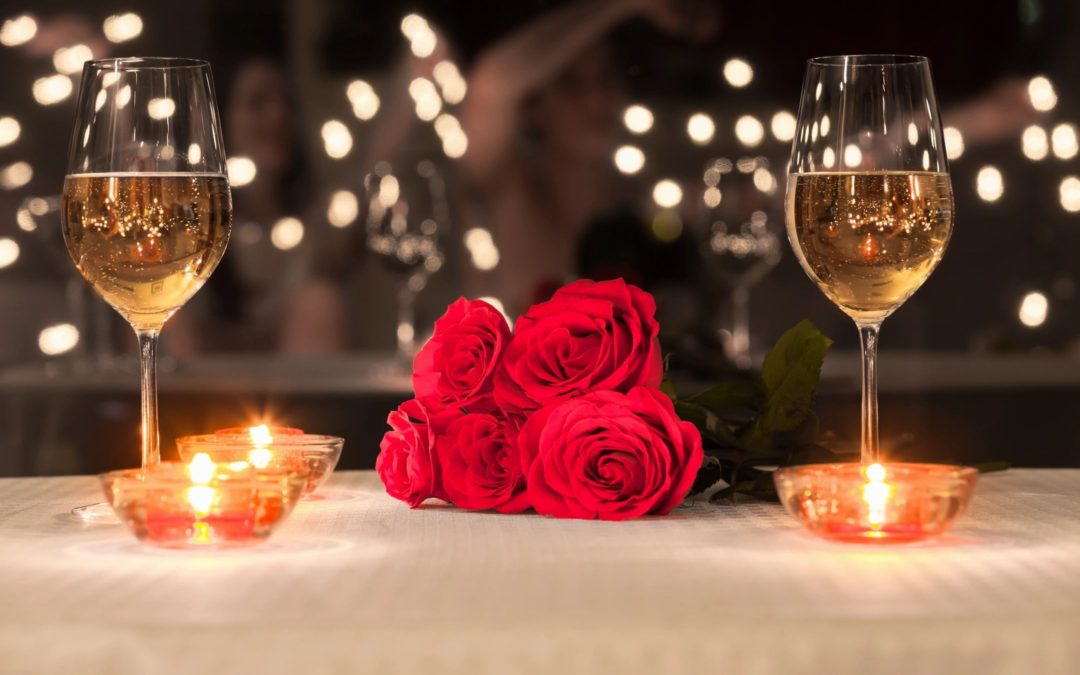 Speciality Valentine's Day Events and Menus
