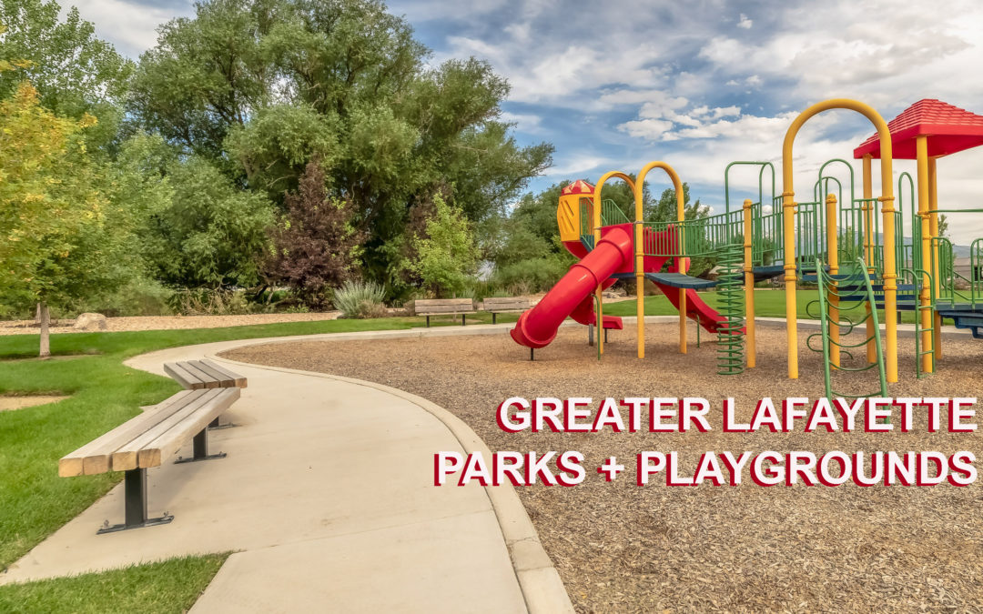 Greater Lafayette Playgrounds