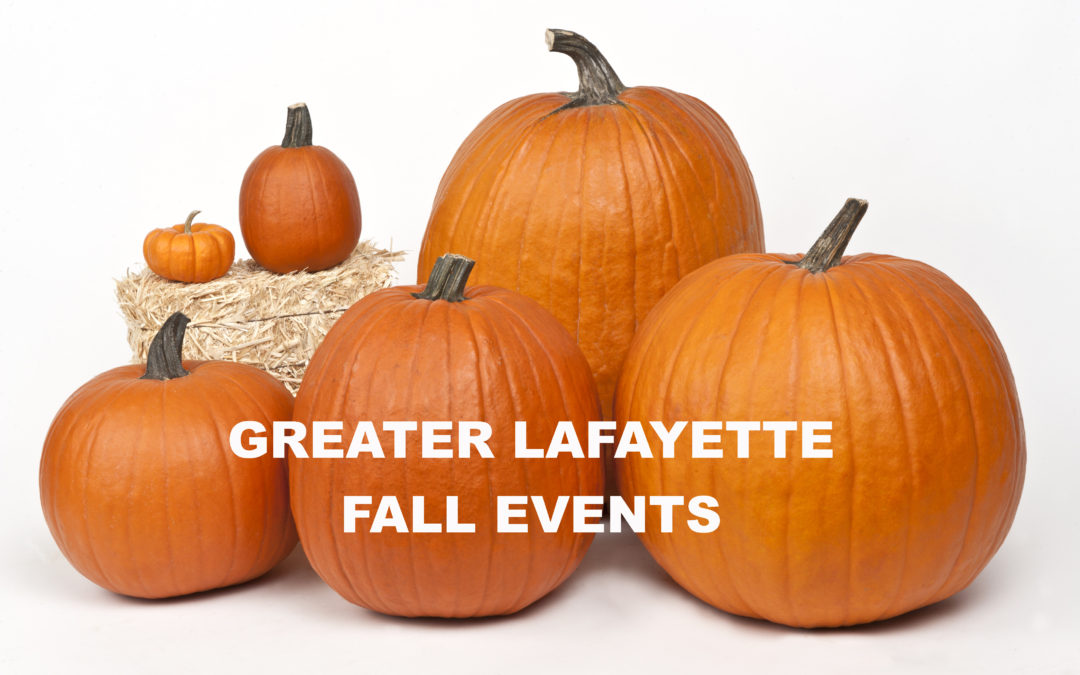 Greater Lafayette October Events