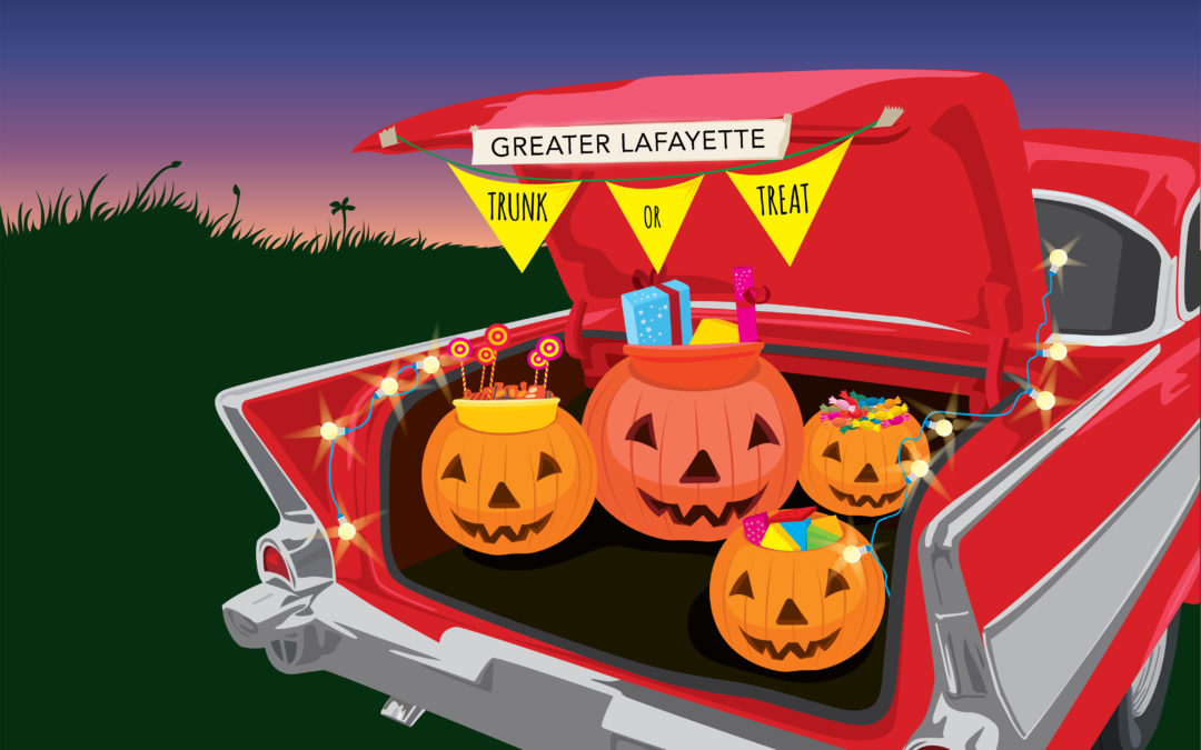 Trunk or Treat Around Greater Lafayette